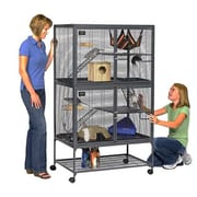 Midwest Homes For Pets Critter Nation Small Animal Double Unit Cage