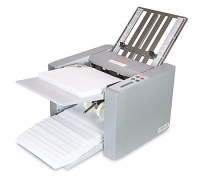 Formax® FD 314 Office Desktop Folder, 128 Sheets/Min, Manual Fold Settings