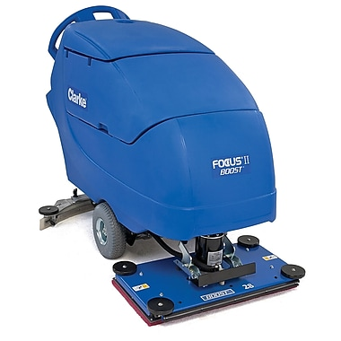 FOCUS® II BOOST 28® Walk Behind Scrubber