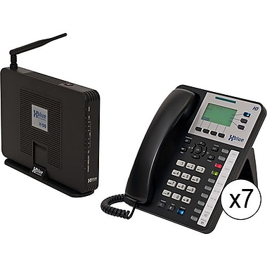 Xblue X50 System Bundles with X3030 VoIP Telephones