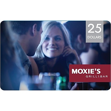 Moxie's Gift Cards