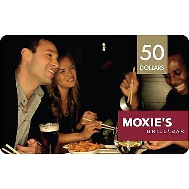 Moxies – Carte-cadeau de 50 $
