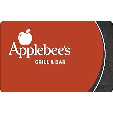 Applebee's Canada $50 Gift Card
