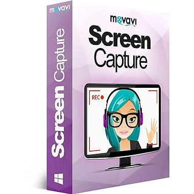 Movavi – Logiciel Screen Capture 7 version entreprise pour Windows, 1 utilisateur (téléchargement)