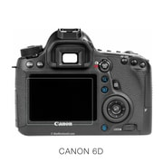 Phantom Glass pour Canon 6D
