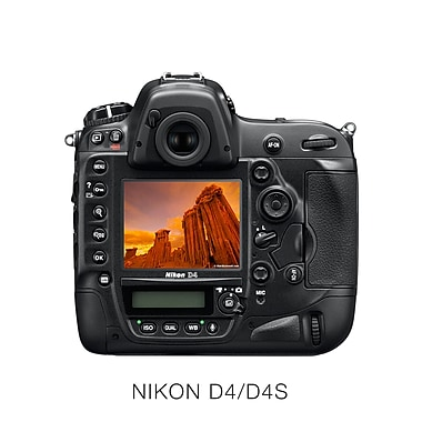 Phantom Glass pour Nikon D4/D4S