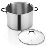 Cook N Home Cook N Home 20-qt. Stock Pot w/ Lid