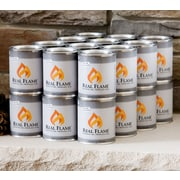 Real Flame 13 Oz. Gel Fuel; 24 Cans