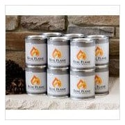 Real Flame 13 Oz. Gel Fuel; 12 Cans