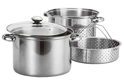 Prime Pacific 4 Piece Stainless Steel Pasta