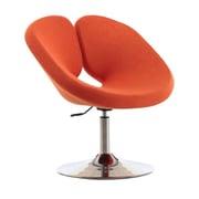 Ceets Perch Leisure Lounge Chair; Orange