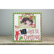 Glory Haus Elf Days Til Christmas Picture Frame