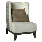 Jeffan Wing back Chair