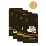 Gourmesso Coffee, Flavor Bundle - Small, 90 Nespresso compatible capsules