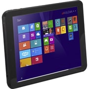 "Vulcan® Omega VTA08900 8.95"" Net-Tablet PC, 16GB Flash, Windows 10, Black"