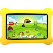 "Worryfree Gadgets 7"" Yellow Kids Tablet"