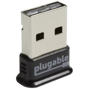 Plugable (USB-BT4LE) Bluetooth 4.0/USB 2.0 External Wireless Adapter, Black