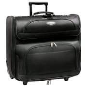 Travel Select Amsterdam Business Rolling Garment Bag, Black
