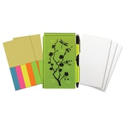 "Wellspring Dragonfly Flip Note and refills 2 3/4"" x 4 3/8"" Lime (63101)"