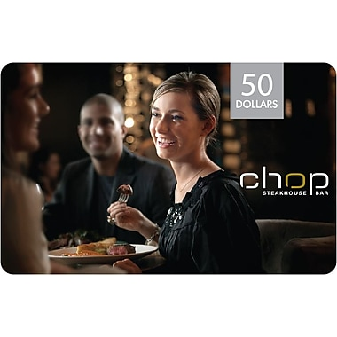 Chop Gift Cards