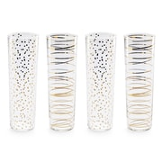 Rosanna Luxe Modern Champagne Flute (Set of 4)