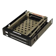 "Addonics® Snap-In 2.5"" SATA 3 Gbps Internal Double Drive Mobile Rack (AE25SNAP2SA)"