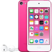 Apple iPod Touch 6G MKGW2LL/A 64GB Flash Portable Media Player, Pink
