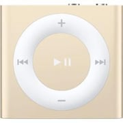 Apple iPod Shuffle 4G MKM92LL/A 2GB Flash MP3 Player, Gold