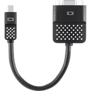 "Belkin ™ F2CD029BT 5"" Mini DisplayPort to DVI Video Adapter, Black"