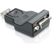 COMPREHENSIVE CABLE DPM-VGAF DisplayPort/VGA Adapter, Black