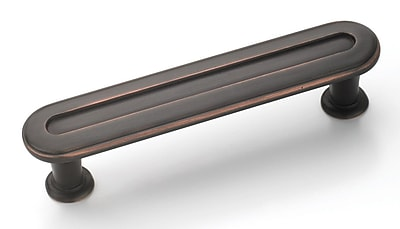 Amerock Porter 3'' Center Bar Pull; Oil Rubbed Bronze