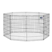 Midwest Homes For Pets Exercise Pet Pen; Medium