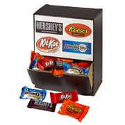 HERSHEY'S 90-Count Snack Size Assortment Box, 48 oz
