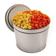 Gourmet Gift Basket Pub Picks Gourmet Popcorn Tin 2 Gallon