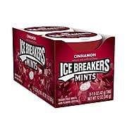 Ice Breakers Cinnamon Tins 8 Count; 1 Each