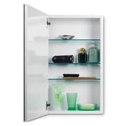 Jensen Metro 15.13 inch x 35.13 inch Recessed or Surface Mount Medicine Cabinet by