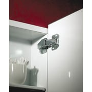 Jensen Illusion 13 inch x 36 inch Recessed Medicine Cabinet by
