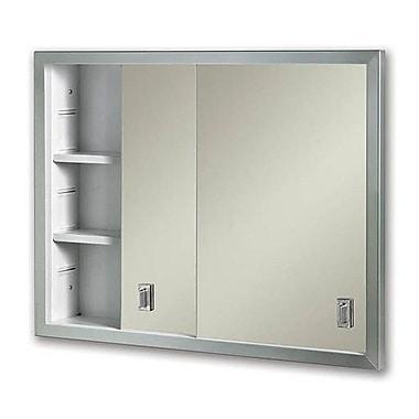 Jensen Specialty 24.63'' x 19.19'' Recessed Medicine Cabinet