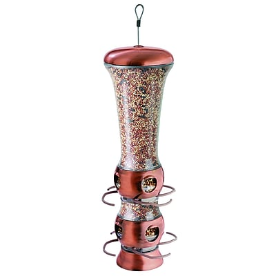 Perky Pet Select-A-Bird Tube Bird Feeder (WYF078276316935) photo