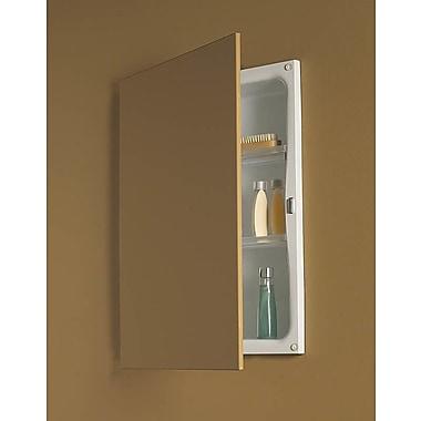 Jensen Basic 16.25'' x 21.5'' Recessed Medicine Cabinet
