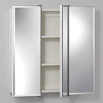 Jensen Ashland 24'' x 24'' Surface Mount Medicine Cabinet