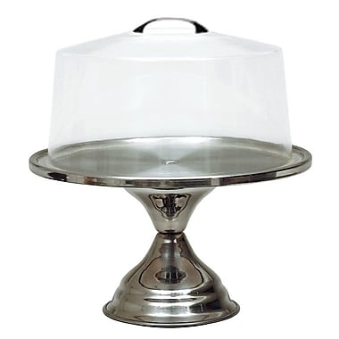 Update International Stainless Steel Cake Stand