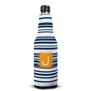 Dabney Lee Block Island Single Initial Bottle Beverage Sleeve; P