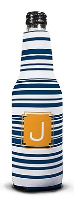 Dabney Lee Block Island Single Initial Bottle Beverage Sleeve; B
