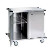 Lakeside Manufacturing Stainless Steel Case Utility Cart by