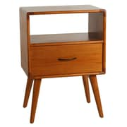 Porthos Home Andrew End Table; Natural