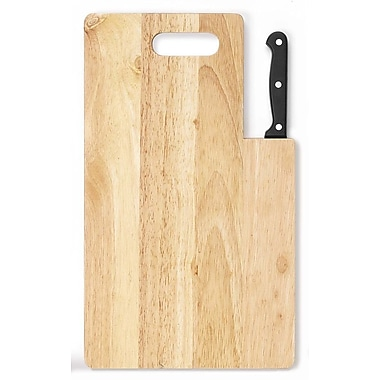 Ginsu Essential Series 5'' Santoku Knife; Black