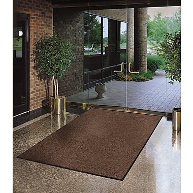 Superior Manufacturing NoTrax Estes Mat, 3' x 5', Brown (132S0035BR)