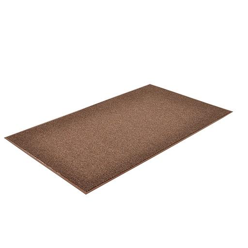 Superior Manufacturing NoTrax Polynib Mat, 4' x 6', Brown (136S0046BR)