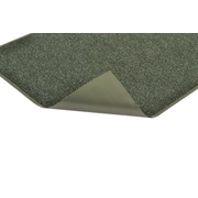 Superior Manufacturing NoTrax Polynib Mat, 3' x 6', Hunter Green (136S0036GN)